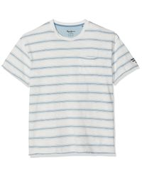 Kai Camiseta Pepe Jeans de hombre de color White