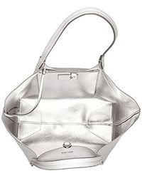 Kenneth Cole Reaction - Metallic Headstrong Tote - Lyst
