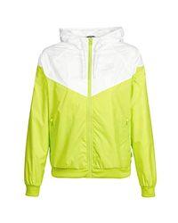Nike Yellow W NSW Wr JKT Jacket