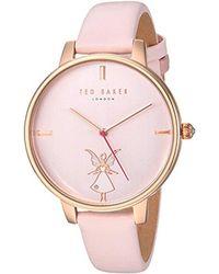 Ted Baker Pink Ladies Watch Ite10025276