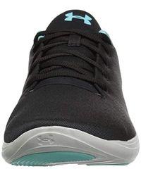 Under Armour Black Ua W Street Prec Sprt Lwx Nm Training Shoes