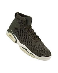 Nike Jordan Flyknit Elevation 23 Basketballschuhe in Natural für Herren
