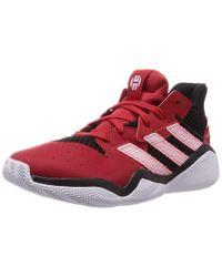 Harden Stepback J Adidas pour homme en coloris Red