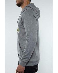Nike Gray Sportswear \he Got Game\ Fleece Hoodie S for men