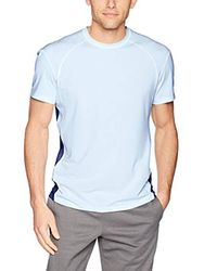 Under Armour Coolswitch Run Short Sleeve Shirt, Oxford Blue /reflective, Medium for men