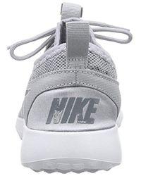 Nike Gray Juvenate Sneakers