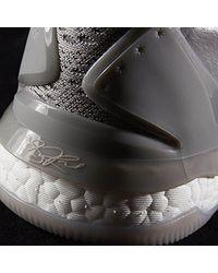 Adidas Originals Gray Adidas Performance D Rose 7 Basketball Shoe for men