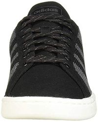 Adidas Black Grand Court Sneaker for men