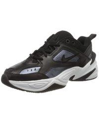 Nike Black W M2k Tekno ESS Leichtathletikschuhe