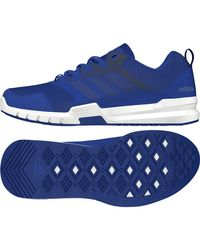 Essential Star 3 M Adidas pour homme en coloris Blue