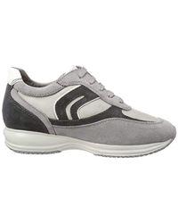 Geox Herren U Happy Art.p Sneaker in Gray für Herren