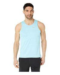 Nike Blue Miler for men