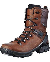 Ecco Herren Biom Hike Trekking- & Wanderstiefel Braun (COCOA BROWN/MOCHA59237) 40 EU für Herren