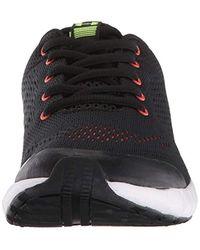 UA BPS Pursuit, Zapatillas de Running para Niños Under Armour de hombre de color Black