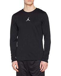 Nike ULT Flight Performance T-Shirt in Black für Herren