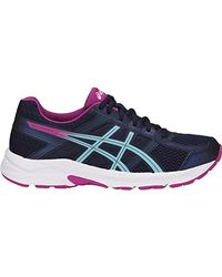 8cc5cf944f1eb Lyst - Asics S Gel-contend 4 Running Shoe in Blue