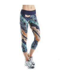 O'neill Sportswear Blue 365 Grace Capri Bikinihose
