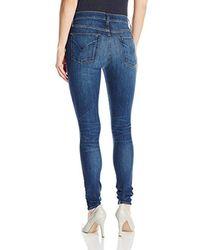 Hudson Blue Barbara High Waisted Skinny Jeans
