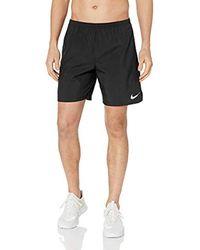 M NK Run Short 7in Pantalon Nike pour homme en coloris Black
