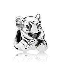 Pandora Multicolor 925 Sterling Silver Silver