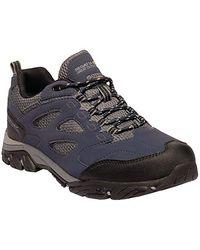 Chaussures de randonnée Holcombe IEP - (EUR 42) (Bleu Marine/Gris) Regatta pour homme en coloris Black