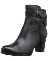 Clarks Black Jolissa Topaz Boot