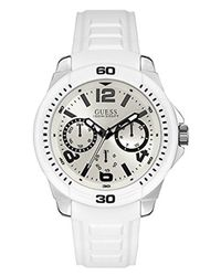 Guess White S U0967g3 for men