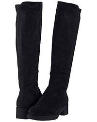 Unisa Black Deacon_st High Boots