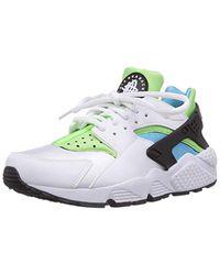 Nike White Air Huarache Laufschuhe, Weiß