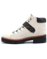 FL8IRVFAL10 Black Brown Chaussures pour femme Whibr 35 EU Guess en coloris Multicolor