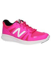 New Balance Pink YK570PK Regenschuh
