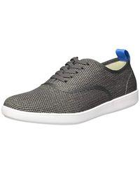 Steve Madden Gray Fauster Sneaker for men
