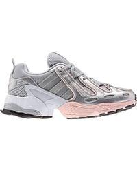 EQT Gazelle W Chaussures Grey Two/Silver Adidas en coloris Gray