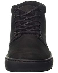 Timberland Black Adventure 2.0 Cupsole High-top Sneakers for men