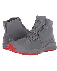 Under Armour Gray Speedfit 2.0 Hiking Shoe for men