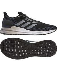 Solar Blaze M, Chaussures De Course Adidas pour homme en coloris Black