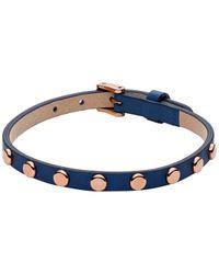 Bracelet F02570791 Fossil en coloris Blue