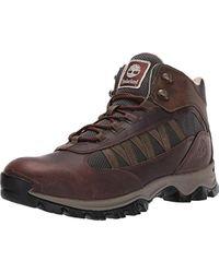 S Mt. Maddsen Lite Mid Outdoor Boots Timberland pour homme en coloris Multicolor