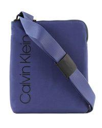 K50K503780 Bleu 23 x 28 x 4 cm Calvin Klein pour homme en coloris Blue