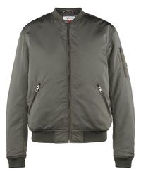 Tommy Hilfiger Green Thdw Bomber 20 Jacket