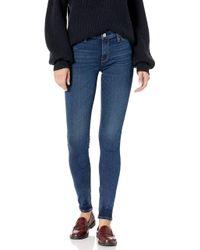 Hudson Blue Jeans Nico Midrise Spr Sknny Sprmdl