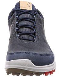 Biom Hybrid 3, Chaussures de Golf Homme Ecco pour homme en coloris Blue