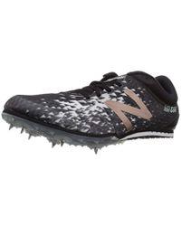Md500v5 Spikes, Chaussures d'Athlétisme New Balance en coloris Black