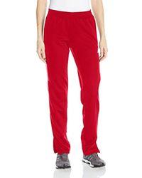 Adidas Red Soccer Tiro 17 Training Pants