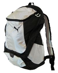 Silver/Black with Laptop Sleeve Back di PUMA in Multicolor