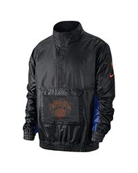 Nike New York Knicks Lightweight Nba Jacket Size S (black) for men