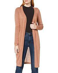Vero Moda Multicolor Vmalta Ls Long Cardigan Noos