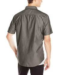Oakley Black Buzz 2.0 Shirt for men