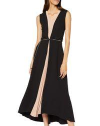 CFC0094471003 Vestito Elegante di Rinascimento in Black