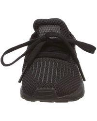 Swift Run I, Zapatillas Unisex bebé Adidas de hombre de color Black
